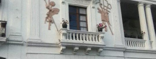 Palacio Arzobispal is one of Things To Do In Ecuador.