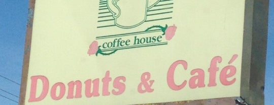 Rose Donuts & Café is one of Food.