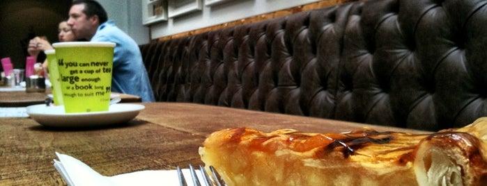 Euphorium Bakery is one of Eat London 2.