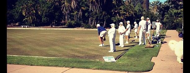 San Diego Lawn Bowling Club is one of Favorite Haunts Insane Diego.