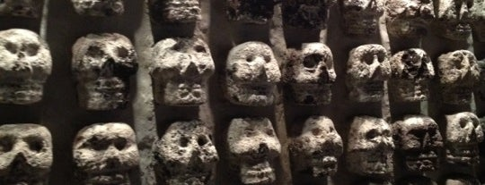 Museo del Templo Mayor is one of All-time favorites in Mexico.