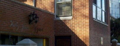 Louis Armstrong House Museum is one of Partners in Preservation-New York City.