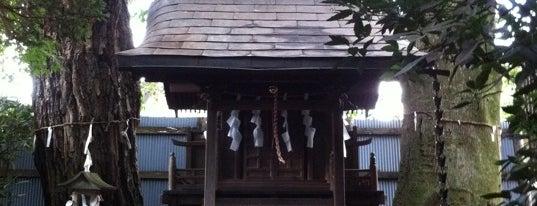 熊野神社 is one of Shinto shrine in Morioka.