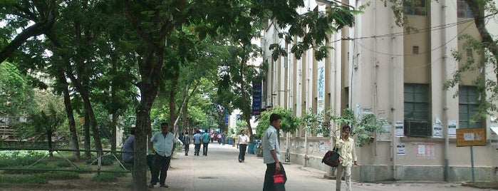 Jadavpur University is one of My Places.
