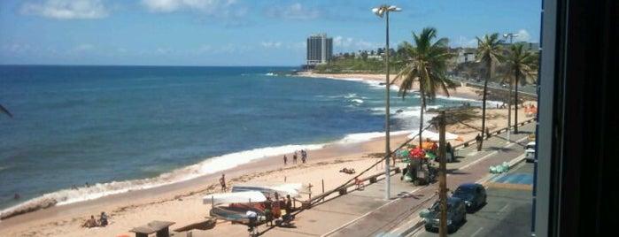 Praia de Amaralina is one of Points de Salvador.