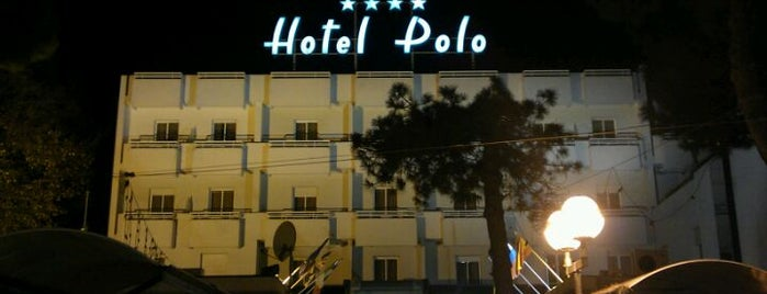 Hotel Polo Rimini is one of 4sq Specials in Italy.