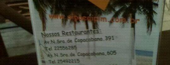Aipo & Aipim is one of Rio - Restaurantes.