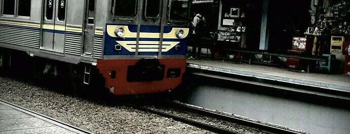 Stasiun Lenteng Agung is one of jihan.