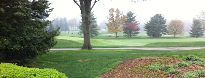 Woodmont Country Club is one of The Great Outdoors.