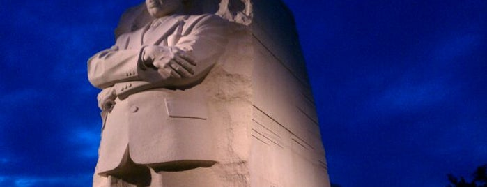 Martin Luther King, Jr. Memorial is one of Must see places in Washington, D.C..