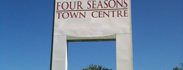 Four Seasons Town Centre is one of Greensboro.
