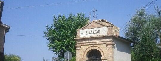 Cappella rurale di San Martino is one of Tutto Castelleone di Suasa.