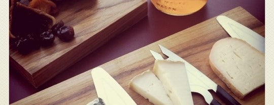 Mission Cheese is one of The San Franciscans: Happy Hour.