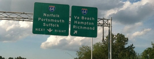 I-64 Exit 290: Battlefield Blvd is one of To Fix: Interstate.