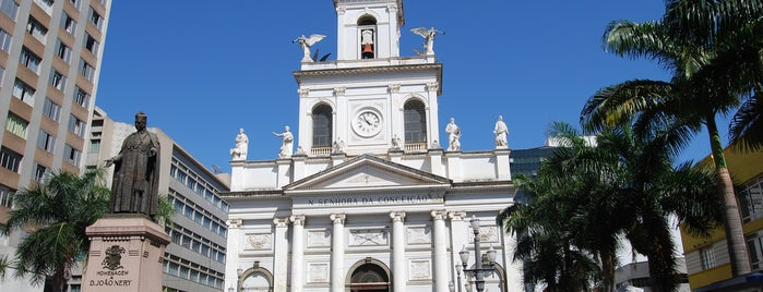 Catedral Metropolitana de Campinas is one of Best places in Campinas, Brasil.