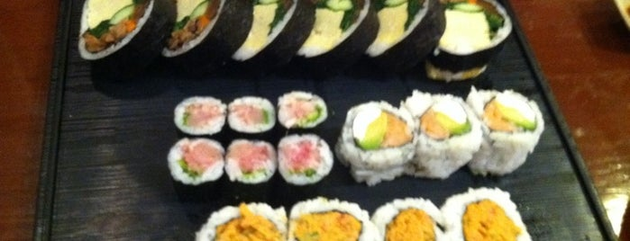 Sushi Maru is one of The 15 Best Places with Good Service in San Jose.