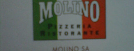Pizzeria Molino Molard is one of Restaurants Genève.