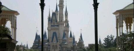 Tokyo Disneyland is one of I  2 TRAVEL!! The PACIFIC COAST✈.