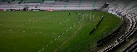 Estadio de A Malata is one of Campos de fútbol.