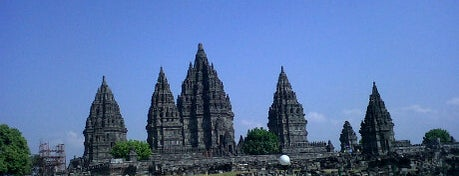 Prambanan Temple is one of Top 10 places to try this season.