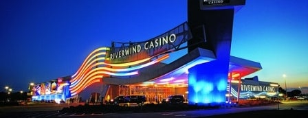 Riverwind Casino is one of High Stakes Fun in Oklahoma.