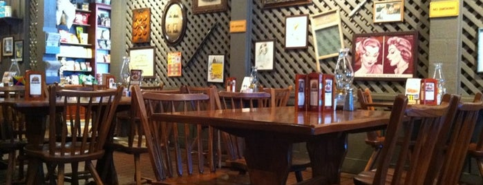 Cracker Barrel Old Country Store is one of The 15 Best Places for Brunch Food in Lincoln.
