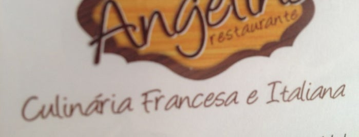 Angeline is one of Testaurantes.