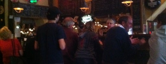 The Blind Tiger is one of NYC Beer Bars.