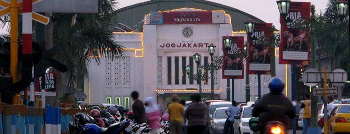 Stasiun Yogyakarta Tugu is one of Yogjakarta, Never Ending Asia #4sqCities.