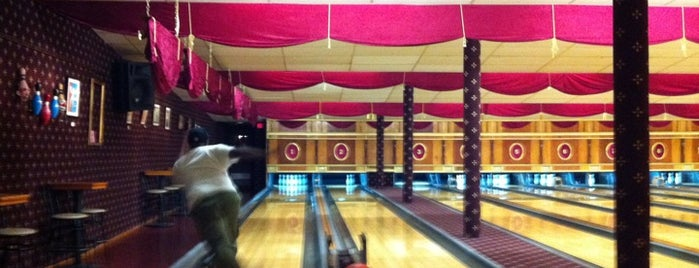 Arsenal Lanes is one of PghToDo.