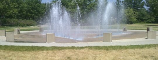 Headwaters Park is one of Places to try.