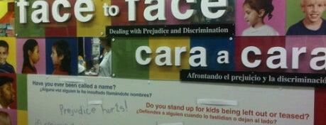 Kids Bridge Tolerance Museum is one of Kid Stuff.