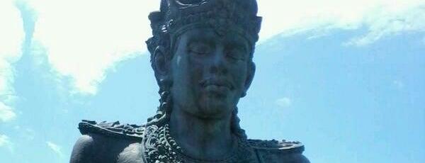 Garuda Wisnu Kencana (GWK) Cultural Park is one of Bali for The World #4sqCities.