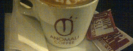 Anomali Coffee is one of A Cup of Joe in Jakarta.