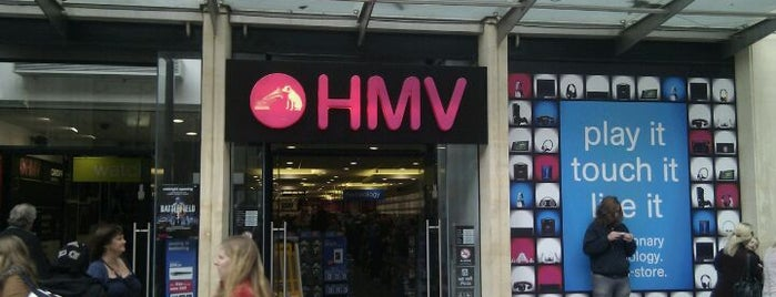 hmv is one of The 12 Districts & Capitol for the #hmvReaping.