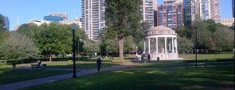 Boston Common is one of Boston 2013.