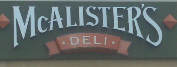 McAlister's Deli is one of CoMO Foodie Musts.