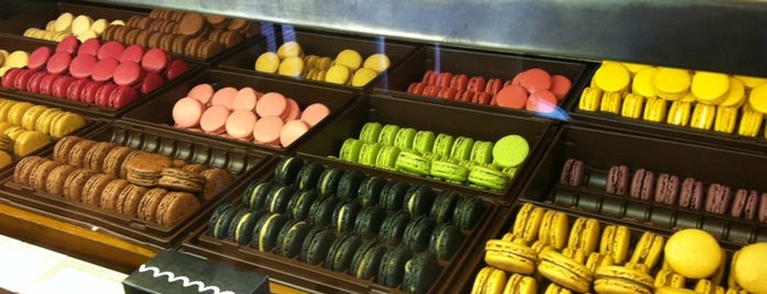 Ladurée is one of Your local guide to Geneva.