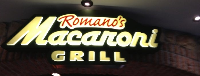 Romano's Macaroni Grill is one of My Favorite Places To Eat.