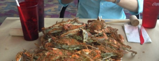 Gunnings Seafood is one of Best of the Bay - Crab Houses of Maryland.
