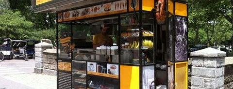 NYC Food on Wheels