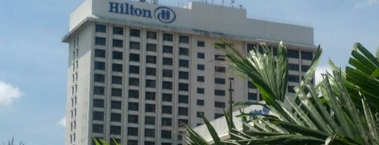 Hilton Petaling Jaya is one of where to stay!!.