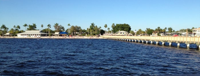 Cape Coral Beach at Yacht Club Community Park is one of Fort Myers/Naples.