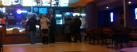 Фиеста Синема is one of Московские кинотеатры | Moscow Cinema.