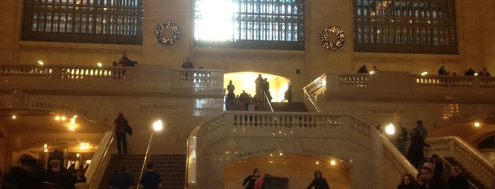Apple Grand Central is one of New York City.