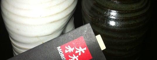 Mori Sushi is one of Top Restaurants in Sao Paulo.