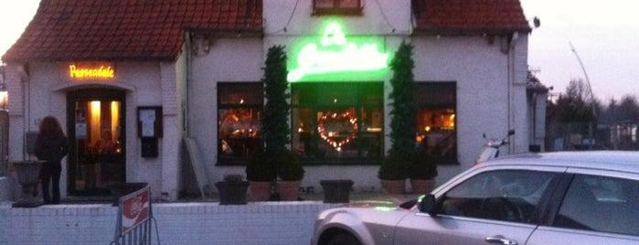 De Groenlodden is one of my places.