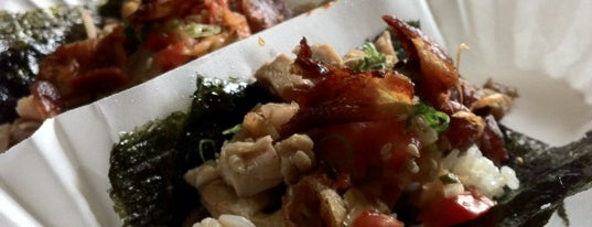 Namu Street Stall is one of 7x7's 2011 Big Eat SF Challenge.
