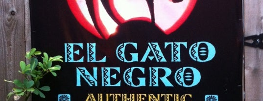 El Gato Negro is one of Offbeat's favorite New Orleans restaurants.