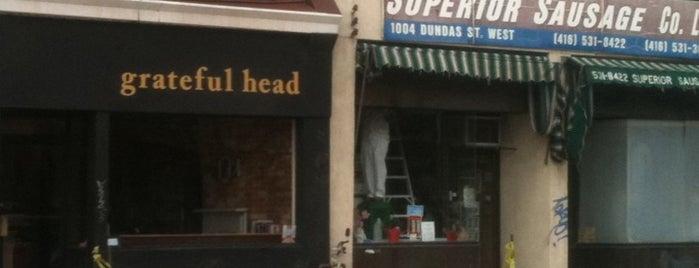 Grateful Head is one of Toronto.